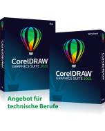 CorelDRAW Graphics Suite 2021 - Angebot