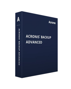 Acronis Backup Advanced 12.5 Virtual Host Lizenz NEU