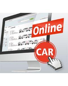 CAR-SPECIAL® Online - Fahrzeugdaten als Vektorgrafik und mehr