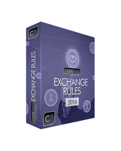 CodeTwo Exchange Rules