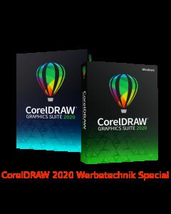 CorelDRAW Graphics Suite 2020 - Werbetechnik Special - Kauflizenz