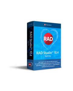 Embarcadero RAD Studio 10.4 Sydney