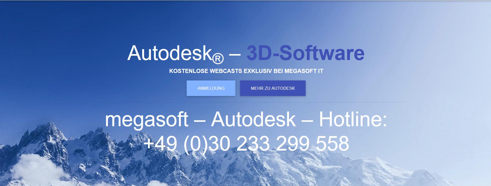 Autodesk – Kostenlose Webinare im Oktober 2020